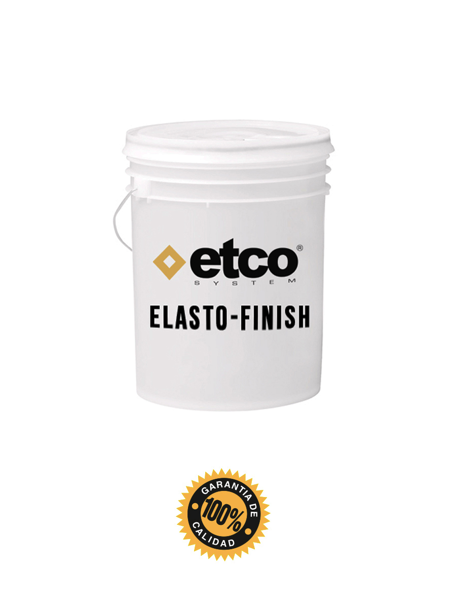 elasto-finish